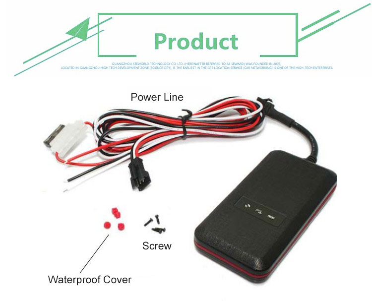 vehicle mini gps tracking device factory