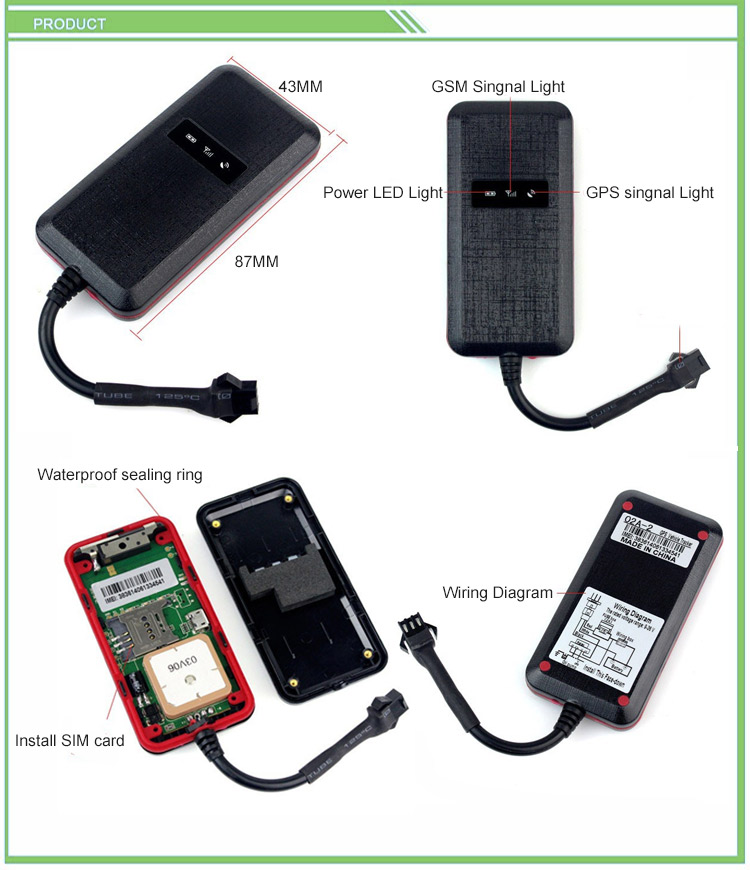 china gps vehicle tracker manufacturer Factory