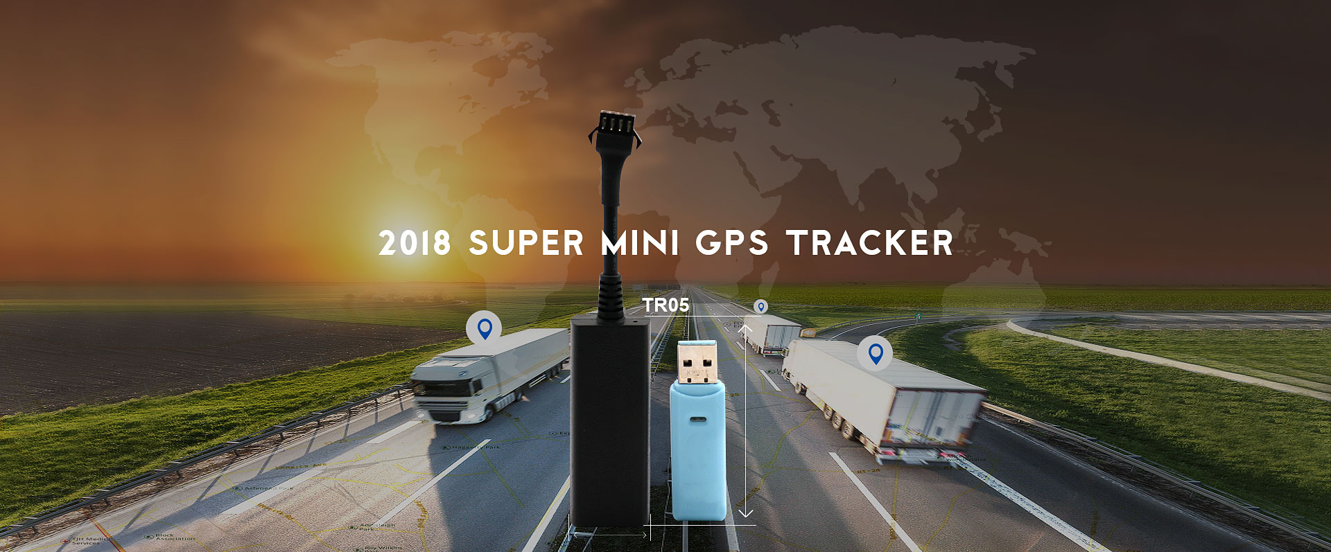 gps tracking device tracker