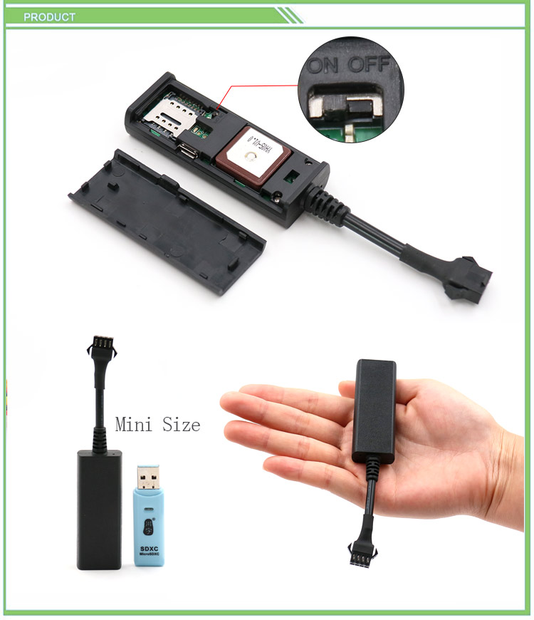 motorcycle gps tracker