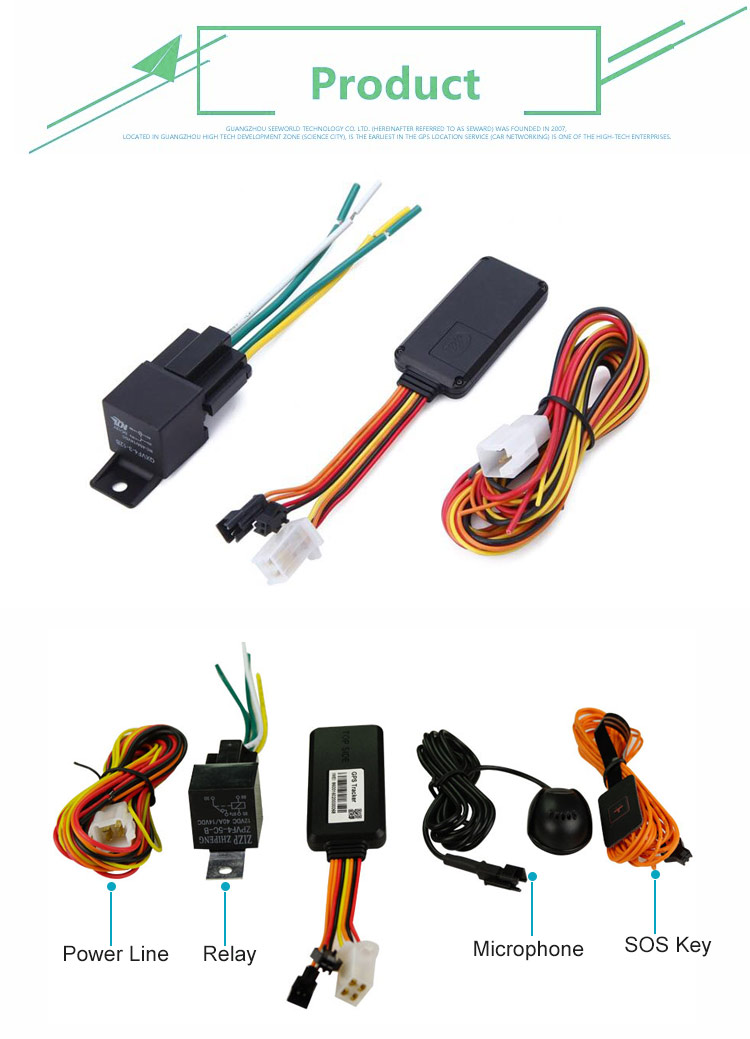 Wholesale TR08 Best Gps Car Tracker Companies Factory
