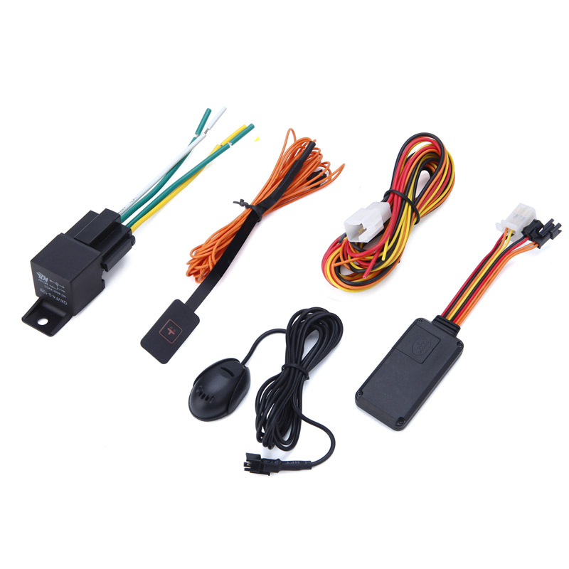 SOS mini vehicle gps tracking devices