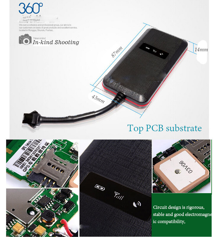 vehicle mini gps tracking device