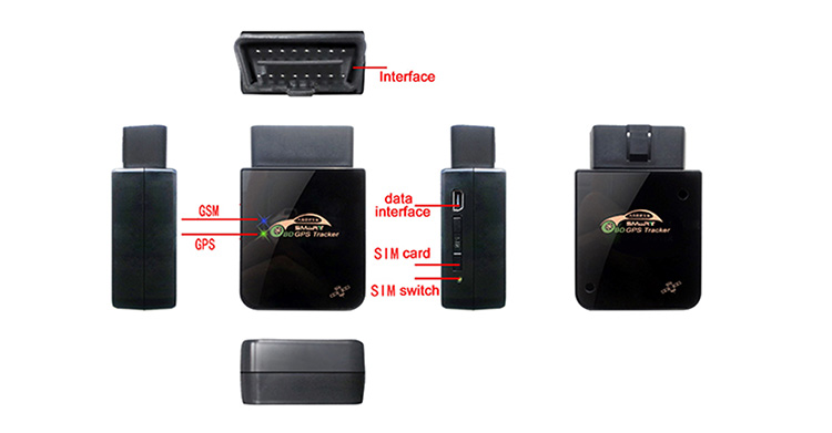 obd port gps tracking