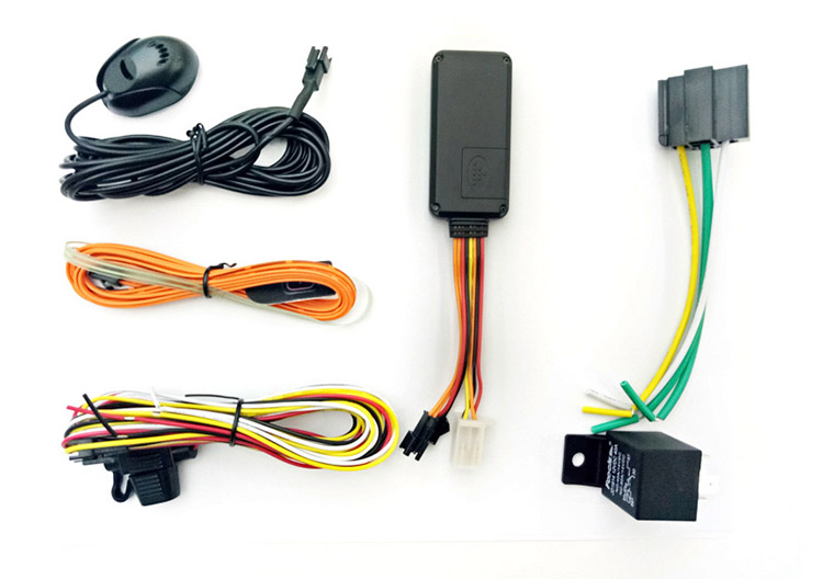 real time auto gps tracker