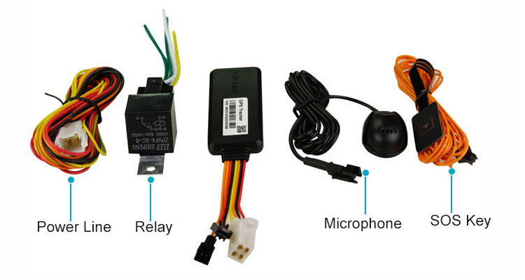 mini car gps tracking device