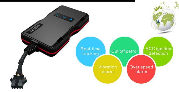 motorbike gps tracker devices