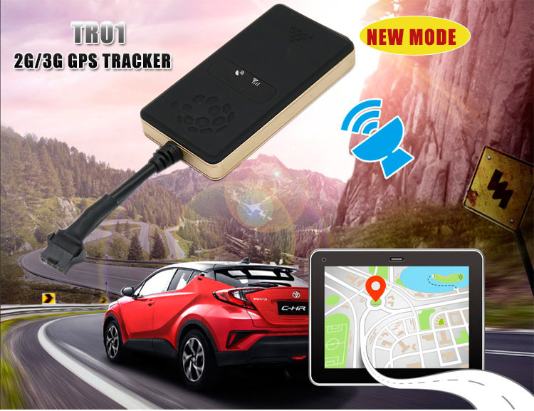 3g gps tracking device