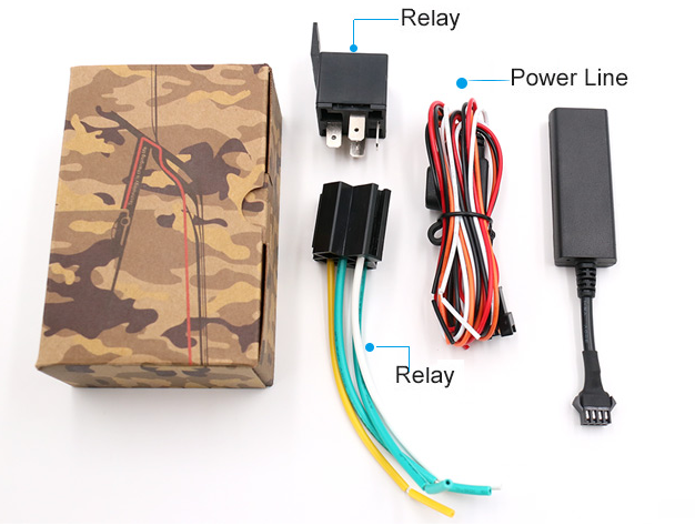 GPS real-time monitoring system