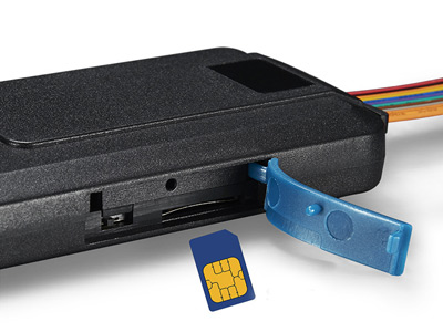 Why should truck gps tracker be equipped with a SIM card?