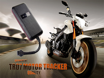 The features of motorbike gps tracking device with anti-theft